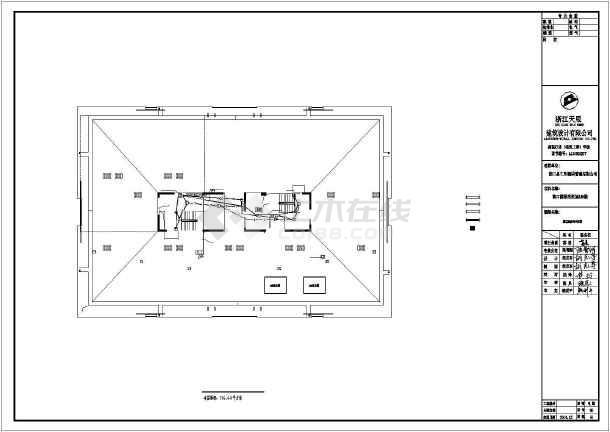 点击查看[江西]高档酒店电气施工图带车库第1张大图