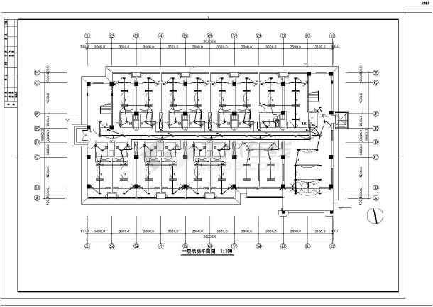 点击查看[江苏]办公综合楼电气施工图(含详细安装做法及消火栓按钮启泵线路系统图)第1张大图