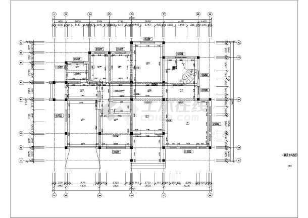 点击查看欧式复式别墅全套装修设计图第1张大图