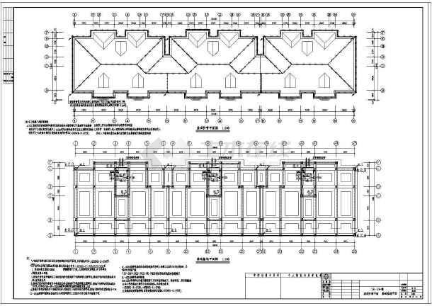 某地区多层住宅电气cad设计图-图2