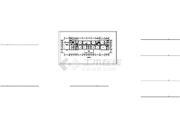 [内蒙古]海关监管办公楼电气全套施工图(甲级院)-图3