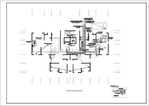 [陕西]高层住宅电气施工图(甲级院最新设计)-图1