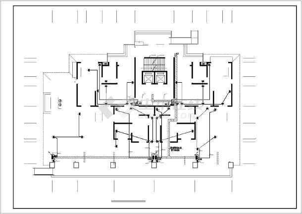 [陕西]高层住宅电气施工图(甲级院最新设计)-图2