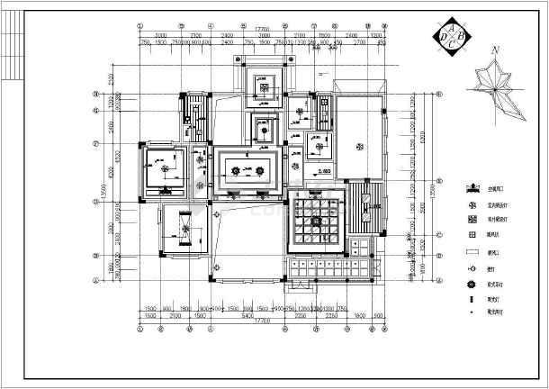 点击查看整套欧式别墅设计装修图第1张大图