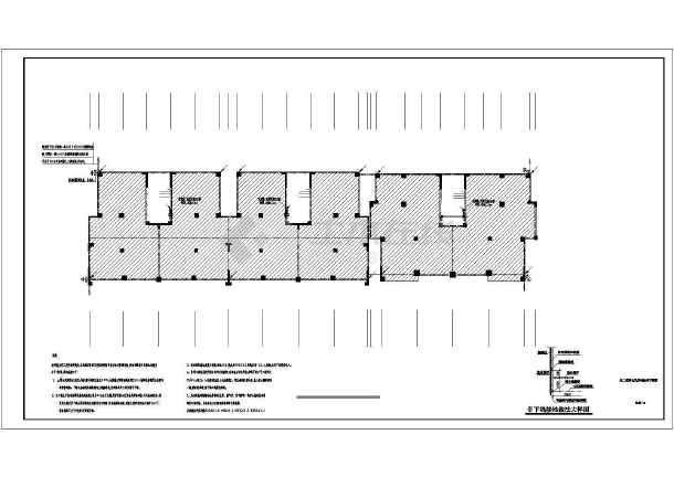 点击查看[广东]高档社区6层住宅电气施工图第2张大图