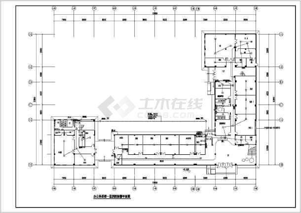 [广东]办公科研楼电气施工图-图3
