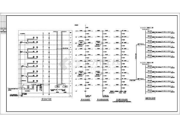 [河北]11层住宅楼电气全套施工图-图1