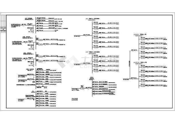 [河北]11层住宅楼电气全套施工图-图3