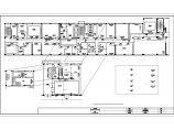 某证券多层办公楼空调通风CAD布置图图片3