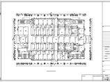 多层办公楼空调施工平面详图集图片1