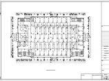 多层办公楼空调施工平面详图集图片2