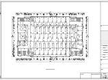多层办公楼空调施工平面详图集图片3