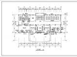 某公司办公楼室内装修施工设计图图片1