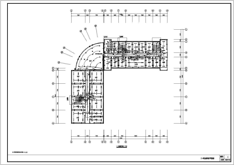 [云南]标准厂房电施图图片1