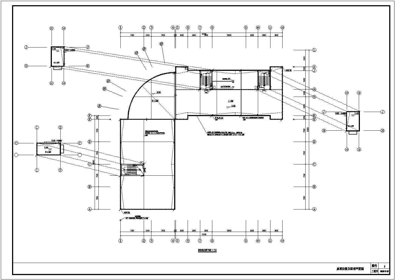 [云南]标准厂房电施图图片2