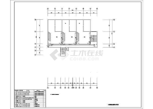 [湖南]幼儿园建筑智能化系统工程施工图-图1