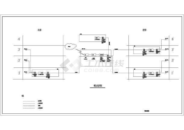 [湖南]幼儿园建筑智能化系统工程施工图-图2
