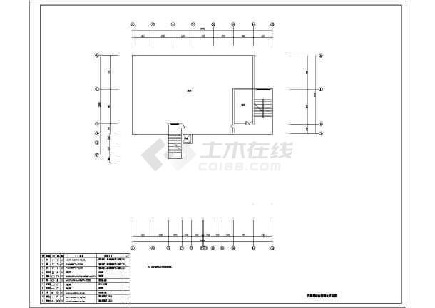 [湖南]幼儿园建筑智能化系统工程施工图-图3