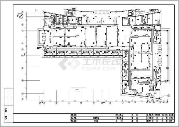 某办公大厦暖通空调施工图-图3