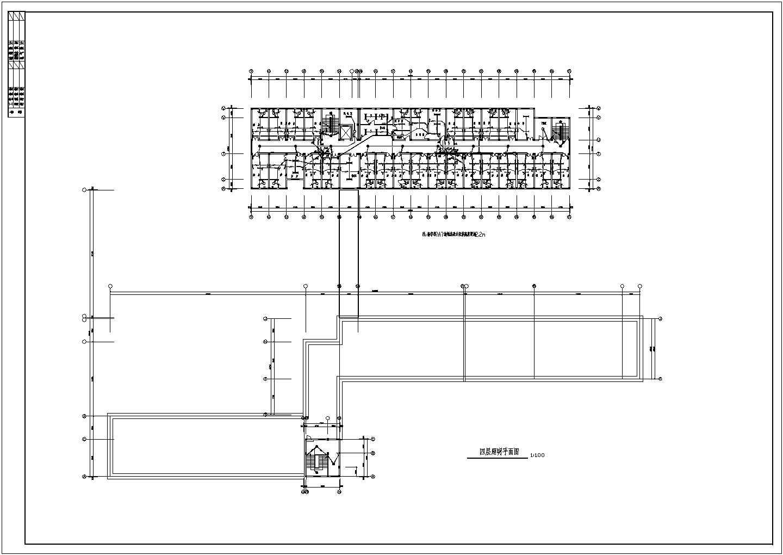 某医院电气施工图纸图片2