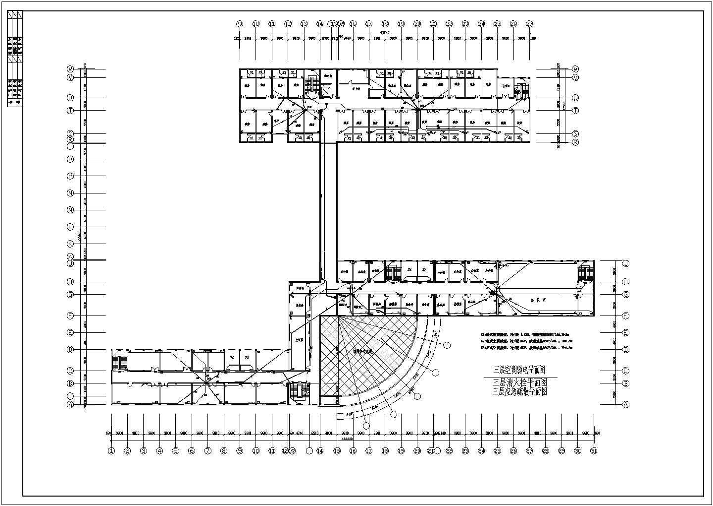 某医院电气施工图纸图片3