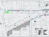 某镇级乡村道路综合管线图图片1