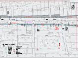 某镇级乡村道路综合管线图图片2