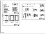 单层工业厂房电气图纸图片1