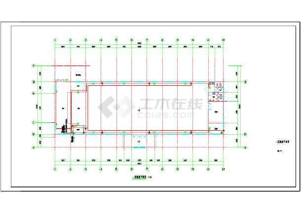 AG镇高行村文化礼堂建筑工程--电气-图1