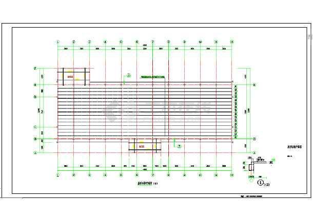 AG镇高行村文化礼堂建筑工程--结构-图2