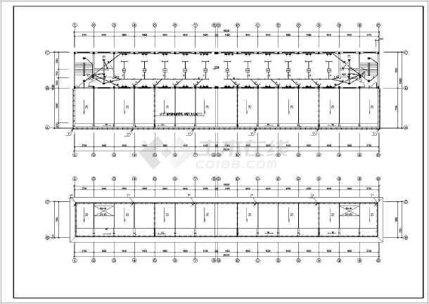 办公楼电气设计方案施工图(含电气设计说明)-图1