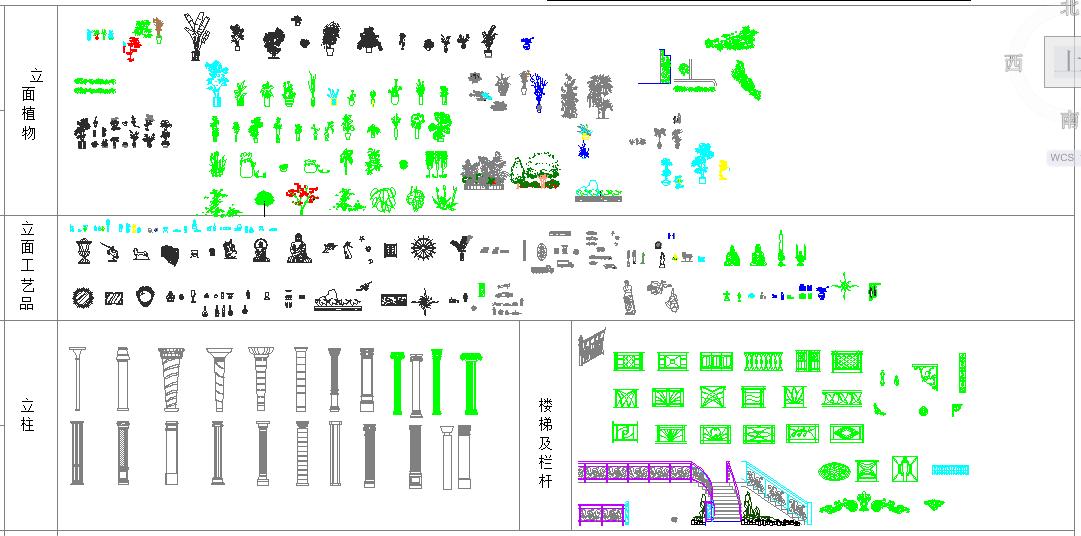 常用CAD素材图库(实用好用)图片2