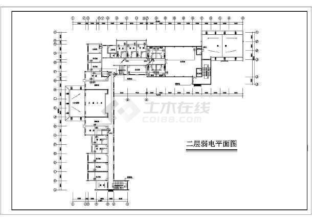点击查看某综合楼电力施工图(含电气设计说明)第1张大图