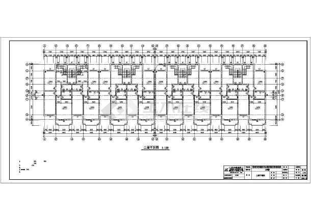 某郊区简约别墅建筑设计图纸-图1