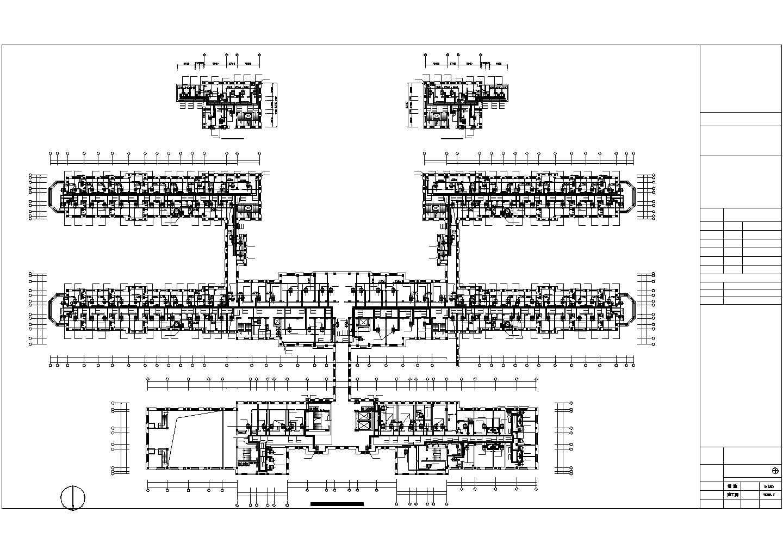 某铁路医院改造工程空调水系统图图片2