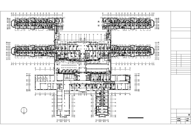 某铁路医院改造工程空调水系统图图片3