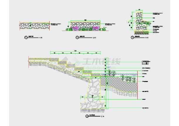 某工程景观节点小品汇集图-图二