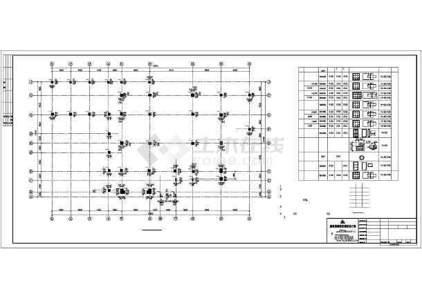 某地大型豪华别墅建筑图纸-图1