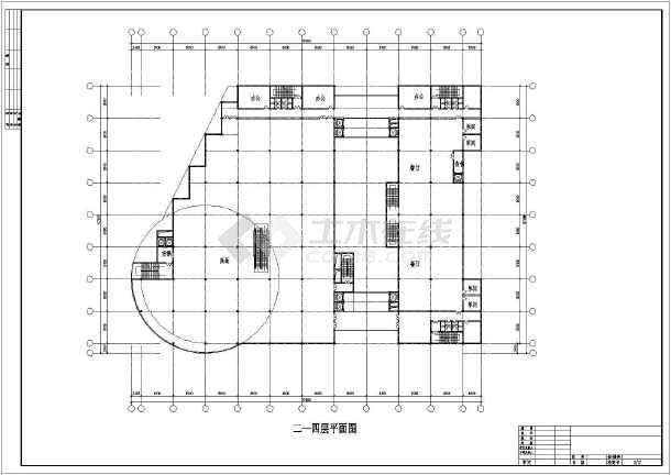 某购物中心建设方案图-图1