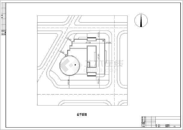 某购物中心建设方案图-图3