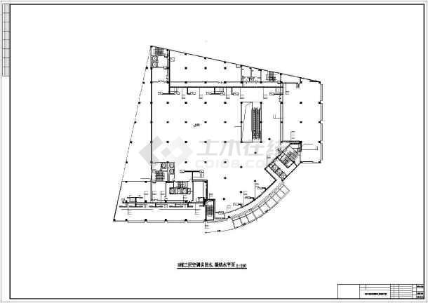 某高层住宅楼暖通空调设计图-图3