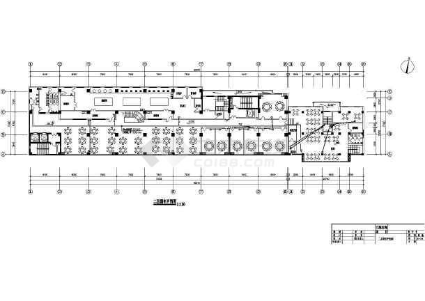 某大型酒店弱电施工图-图3