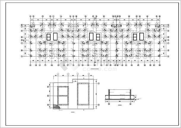 武汉某十八层框剪高层住宅结构设计图-图3
