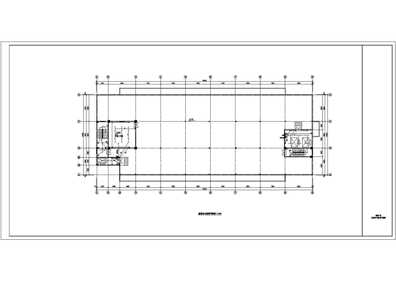 某标准多层厂房强电施工图(含电 气 设 计 总 说 明)图片2