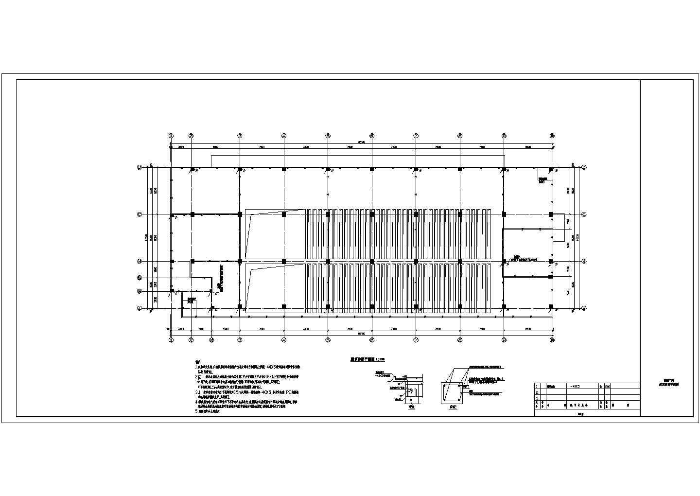 某标准多层厂房强电施工图(含电 气 设 计 总 说 明)图片3
