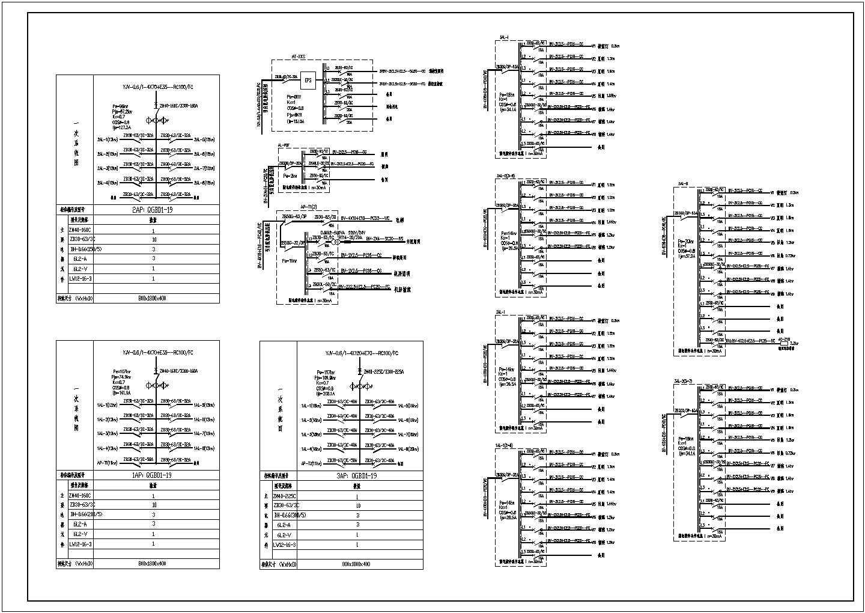 一套详细的厂房电气施工图(含电 气 设 计 说 明)图片1