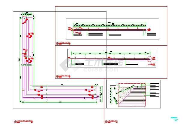 SAUWUS入口水景节点详图(新中式)-图1