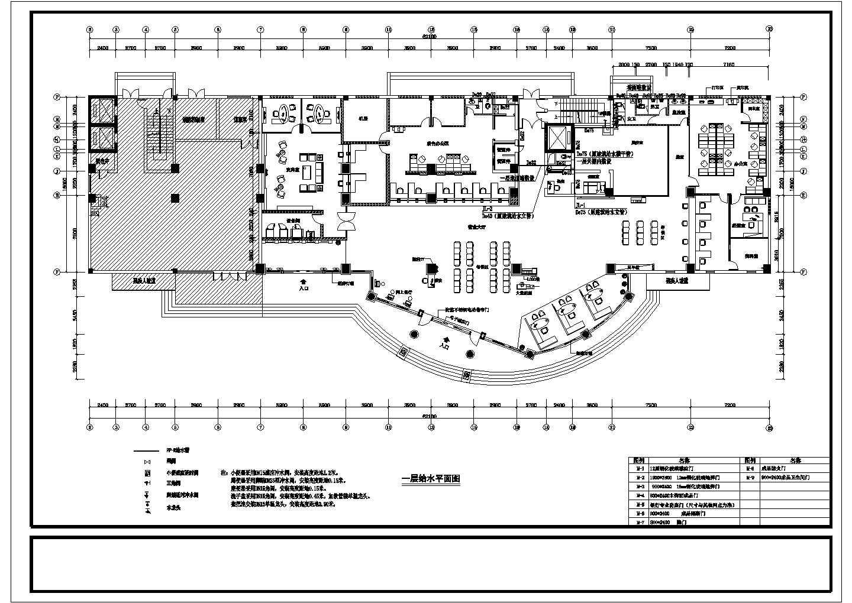 [江西]多层办公楼给排水施工图图片2