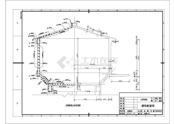 30立方米水塔结构设计图-图2
