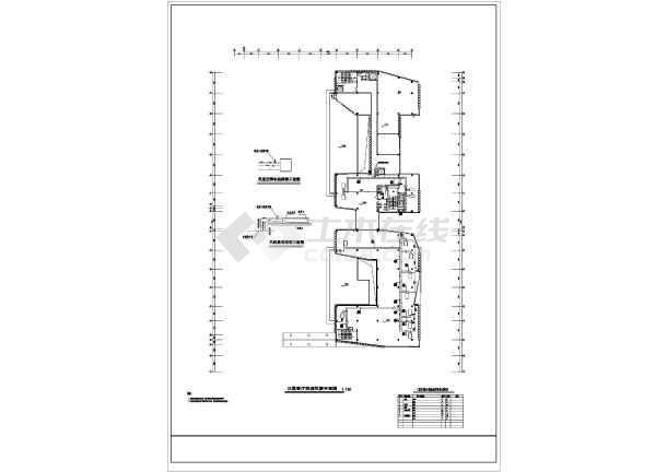 某综合楼暖通施工图-图3